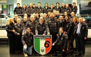 Festa Campioni d'Italia 2016