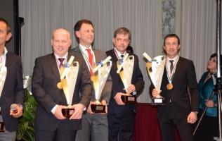 Premiazione dei Campioni 2015